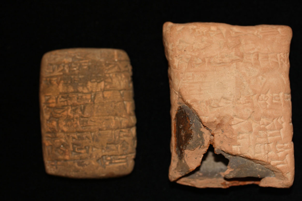 Cuneiform Letter and Envelope - At the Margins Conference Contact