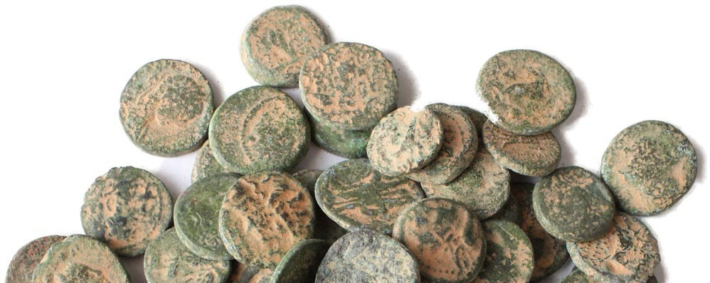 Ancient Coins - At the Margins Conference Sponsors